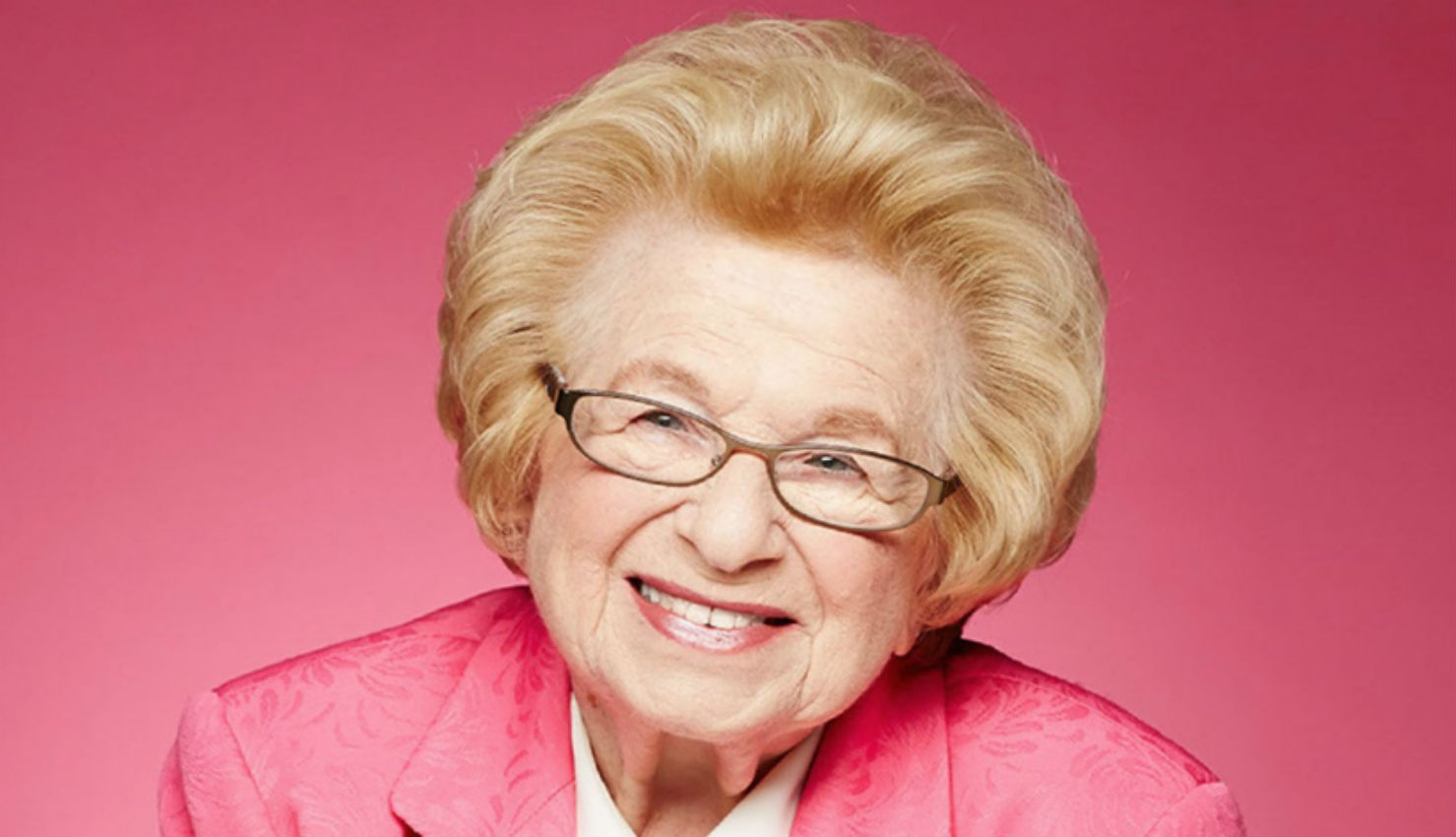 Dr. Ruth Westheimer at the MJCCA Book Festival