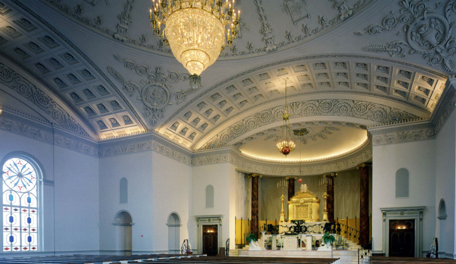 Historic Jewish Atlanta Tours - The Temple