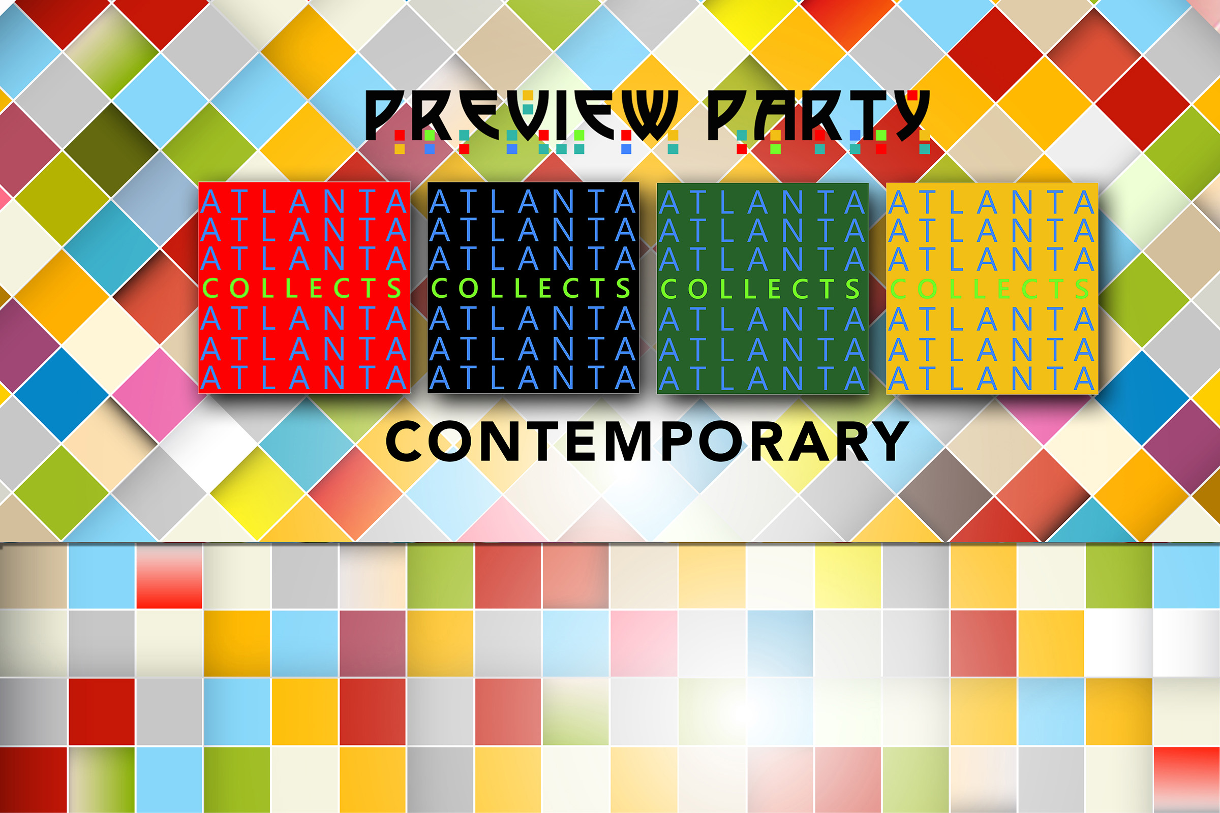 Atlanta Collects Contemporary Preview Party