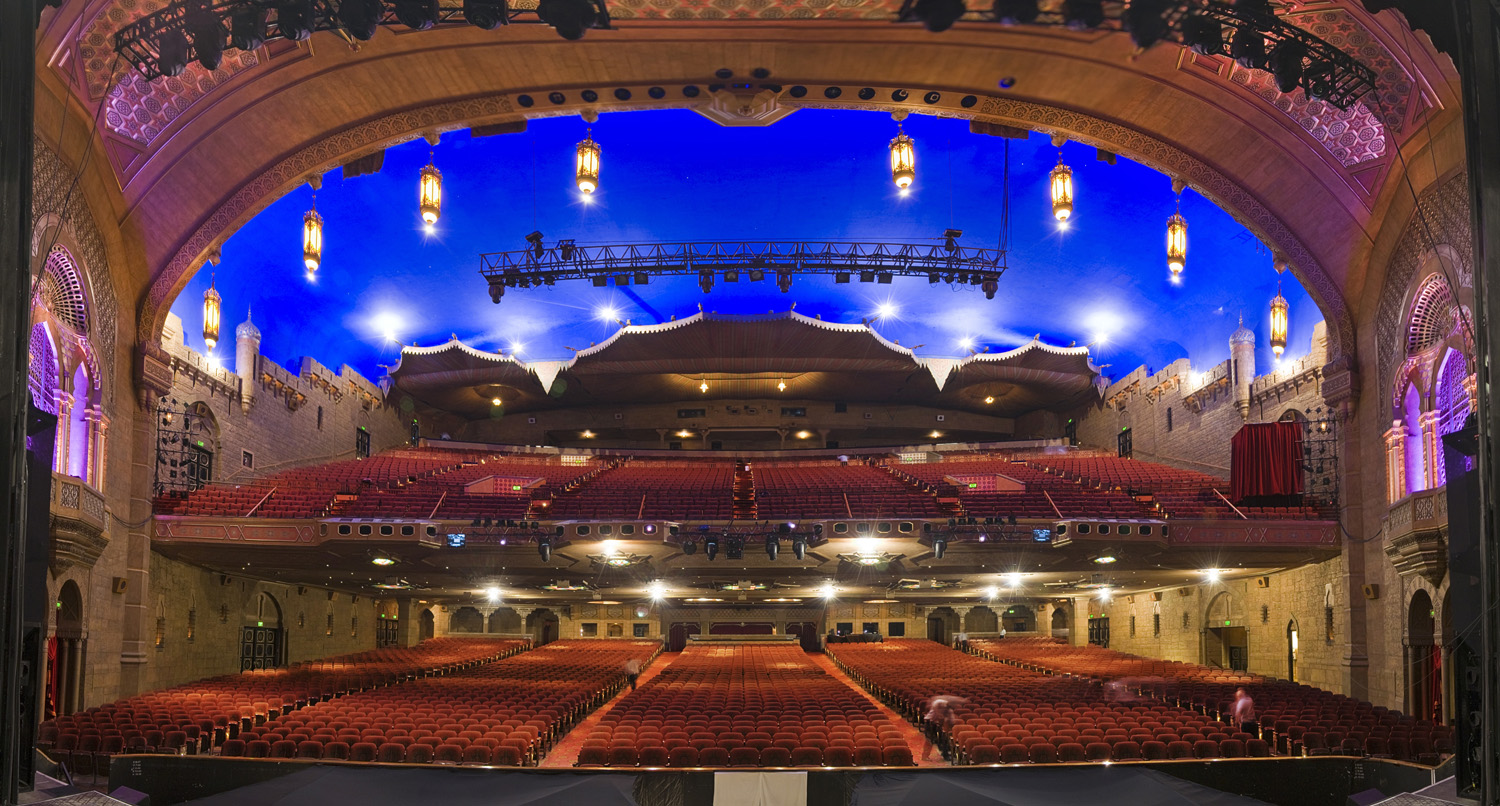 Historic Jewish Atlanta Tours - The Fox Theatre