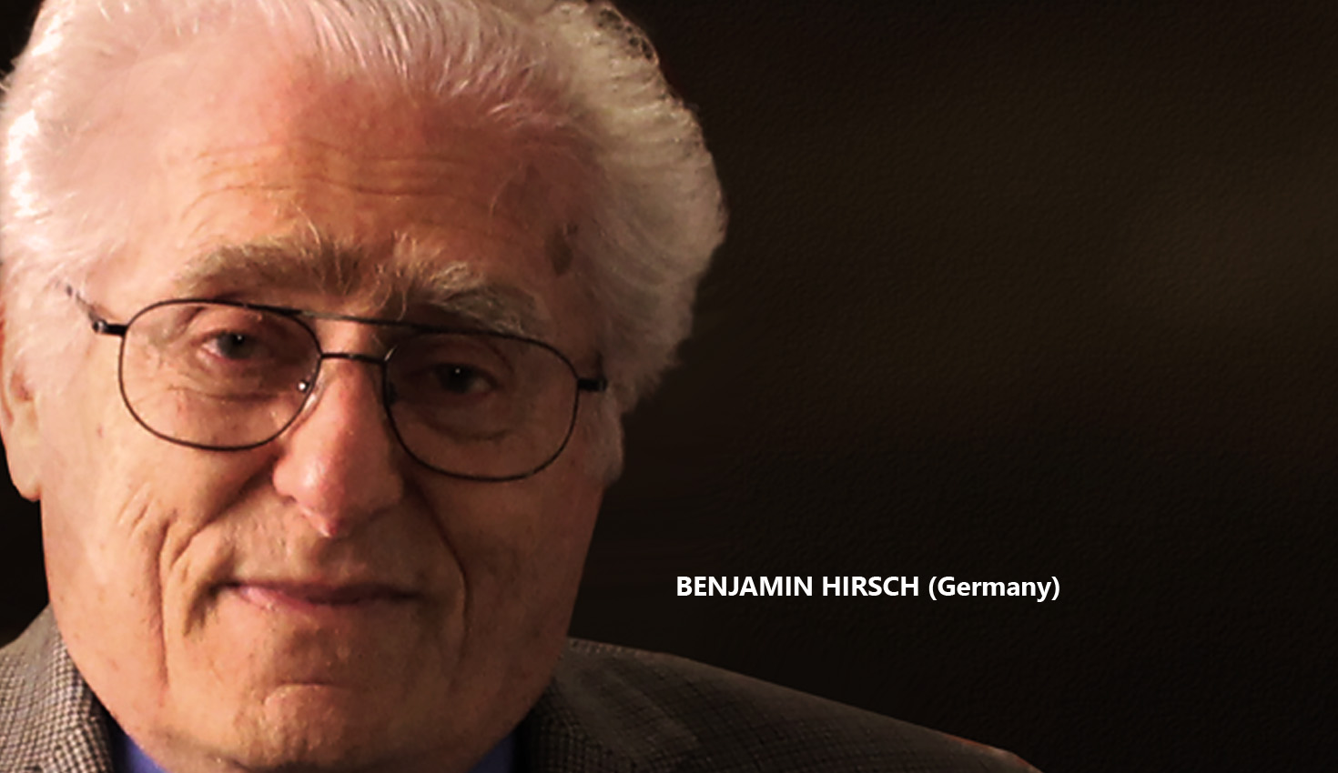 Benjamin Hirsch (Germany): Remarkable Stories from the Holocaust