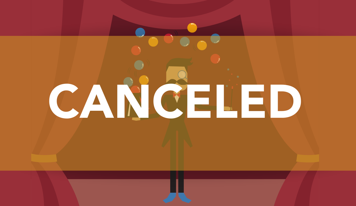 CANCELED - Magician Youth Talent Show