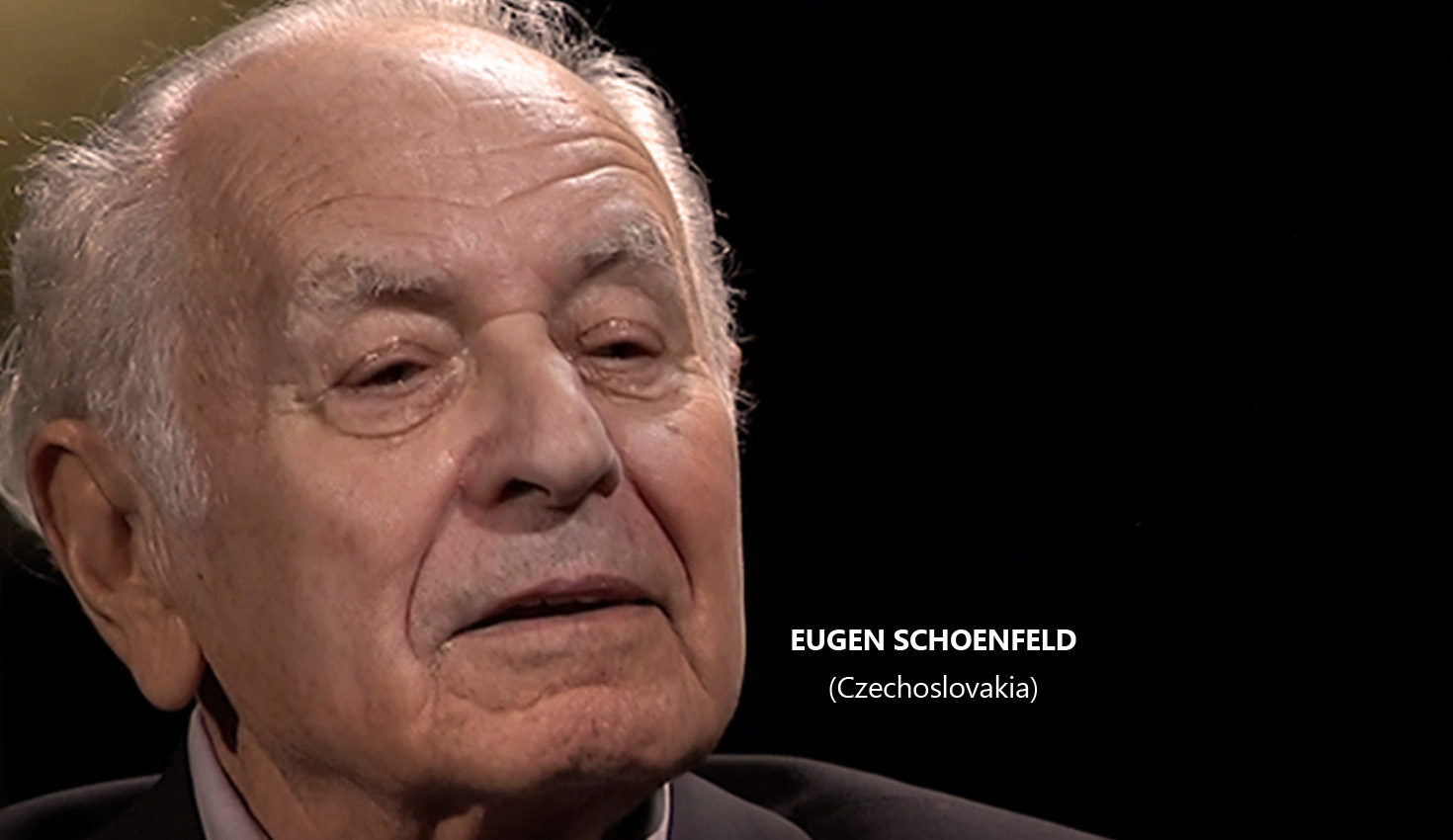 Eugen Schoenfeld (Czechoslovakia): Remarkable Stories from the Holocaust