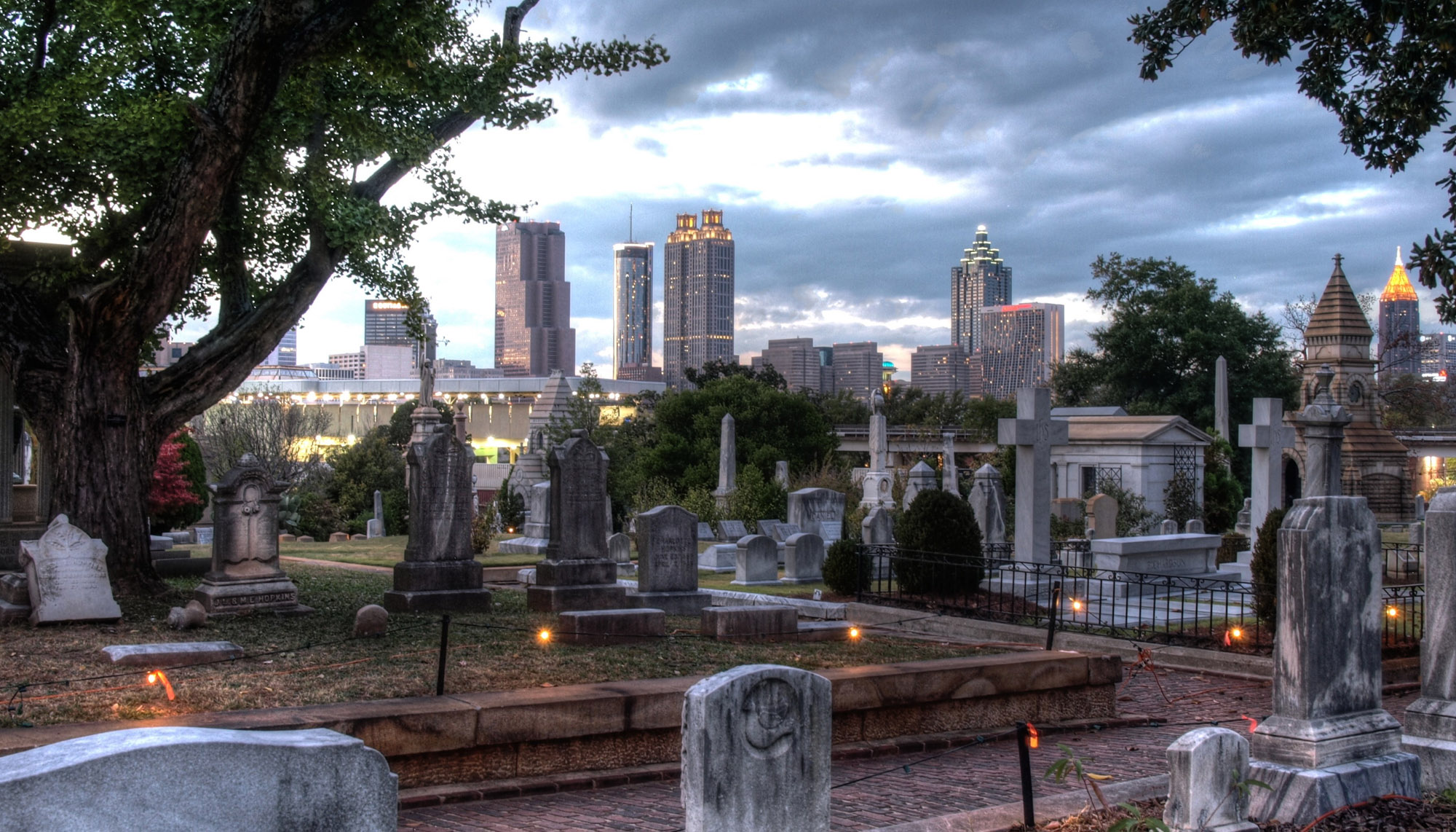 Historic Jewish Atlanta Tours - Oakland Cemetery
