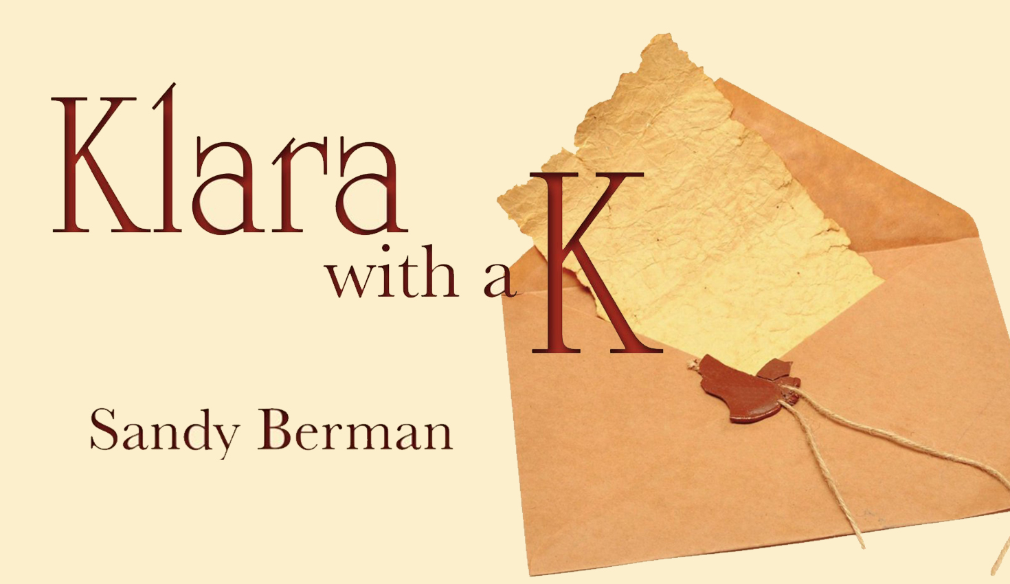 Book Talk with Sandy Berman