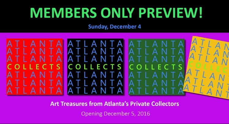 Members Preview: Atlanta Collects