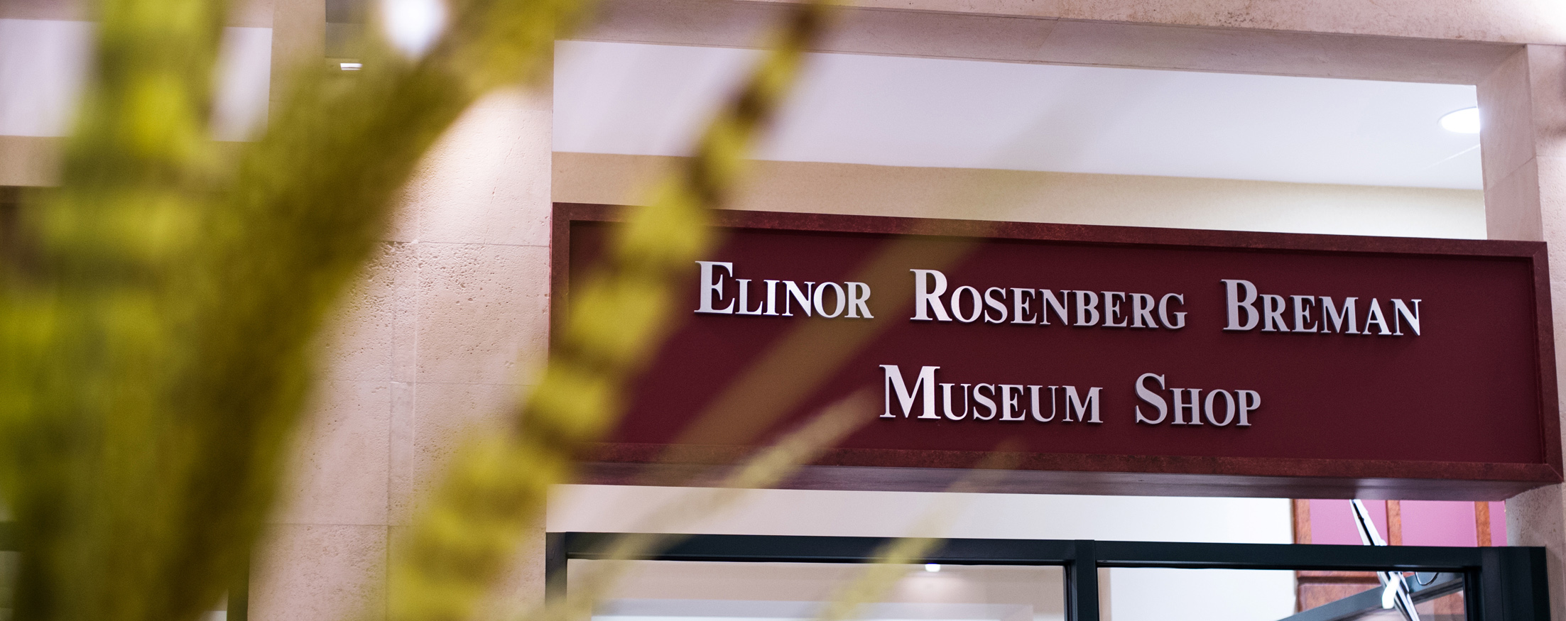 Shop at the Museum Store